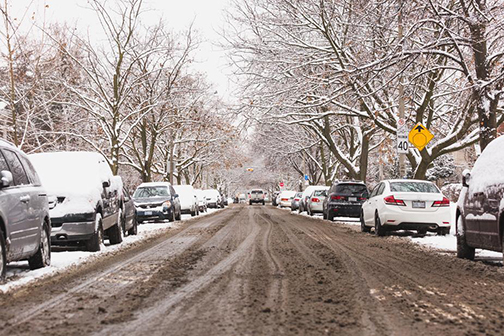 Snow and Ice melt Environmental Impacts