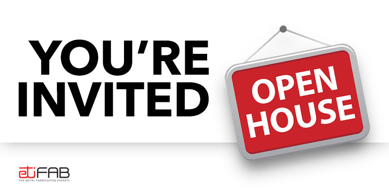 You're Invited: ETI Fab Open House – Friday September 6th