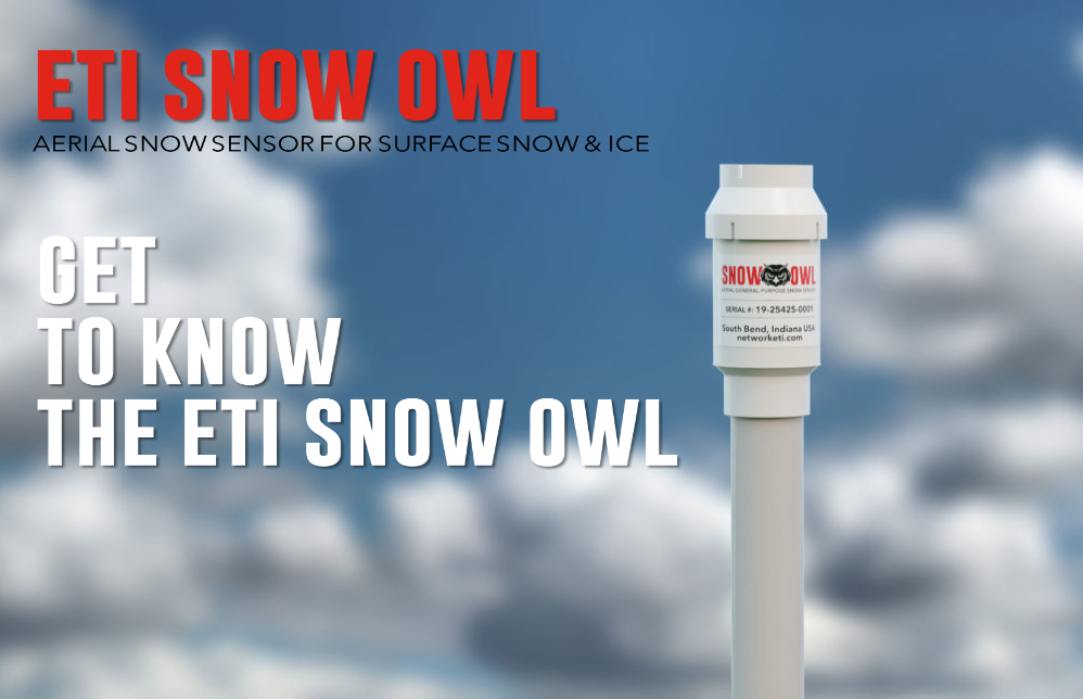 GET TO KNOW THE ETI SNOW OWL