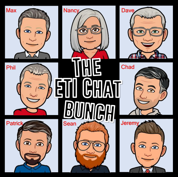 INTRODUCING THE ETI CHAT BUNCH